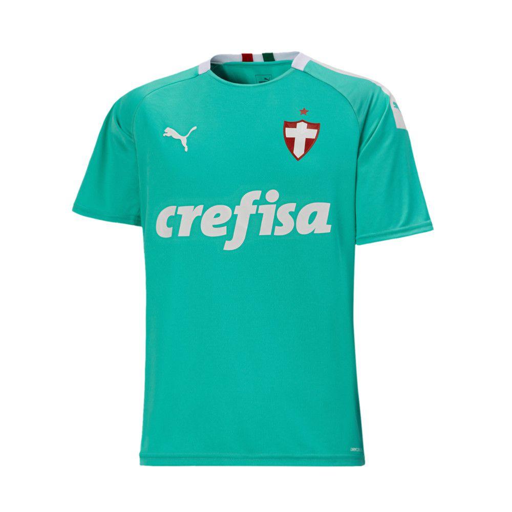 Camisa Palmeiras III Puma 2019-20 Infantil