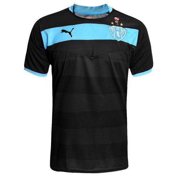 Camisa Paysandu Goleiro 2015/16
