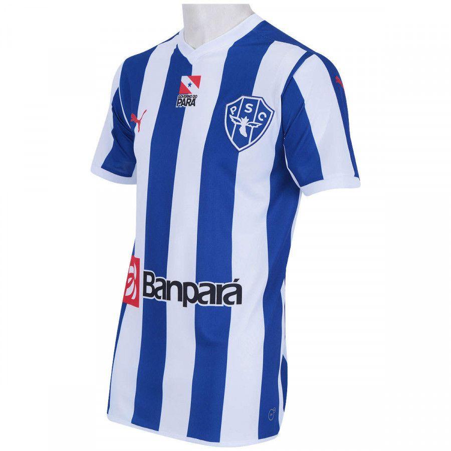 Camisa Paysandu Of. I Home 2015/16