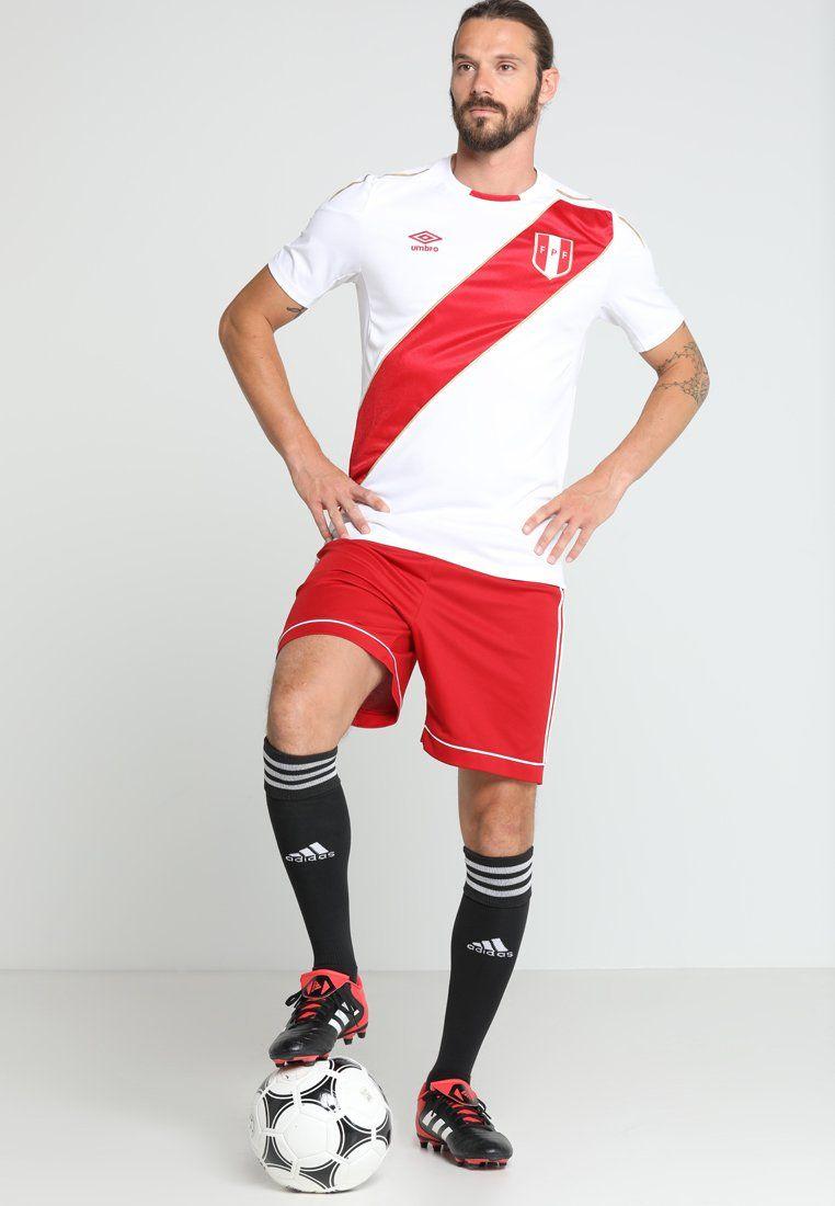 Camisa Peru Home Umbro 2018