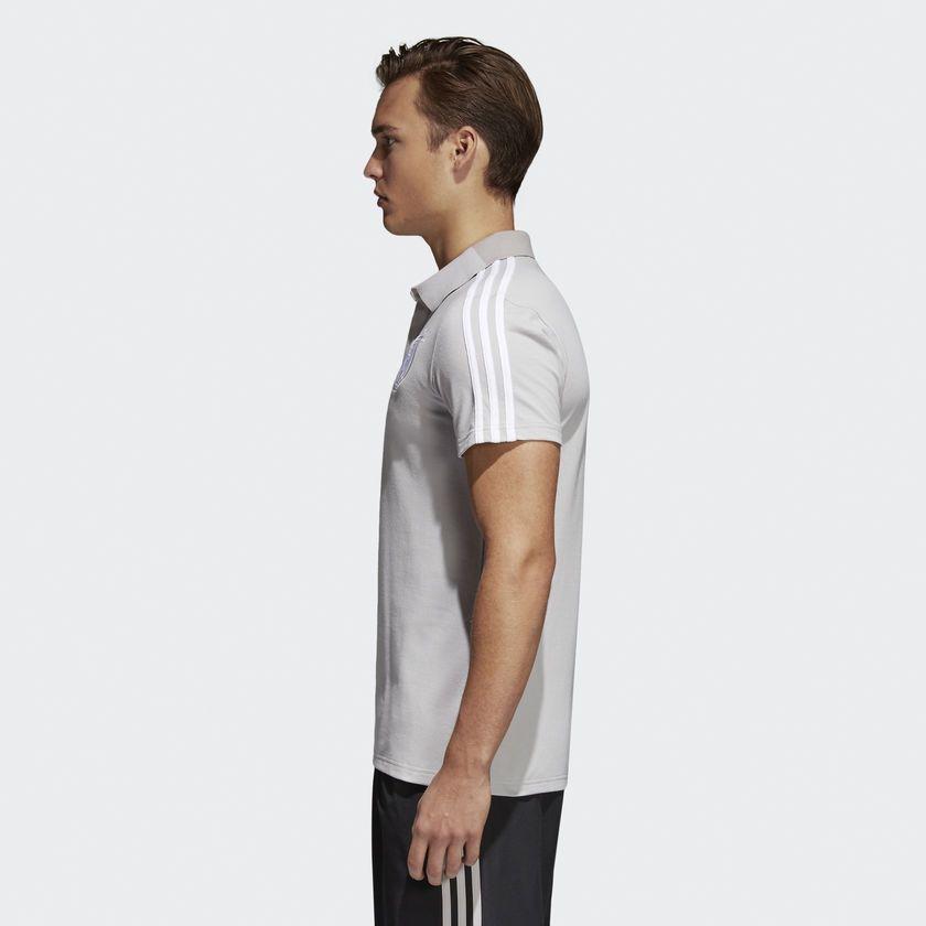 Camisa Polo Alemanha Adidas 2018 3144e64097c73