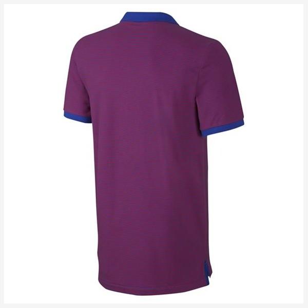 Camisa Polo Barcelona Authentic Listrada 2016/17