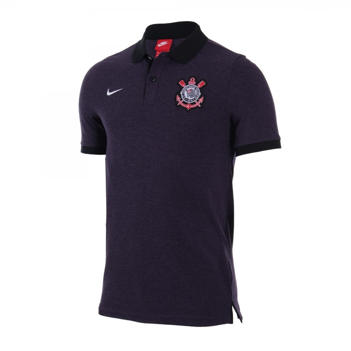 Camisa Polo Nike Corinthians Authenting Gs 2016
