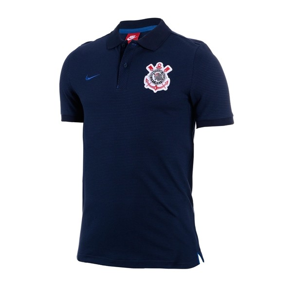 Camisa Polo Nike Corinthians Authentic 753577a421682