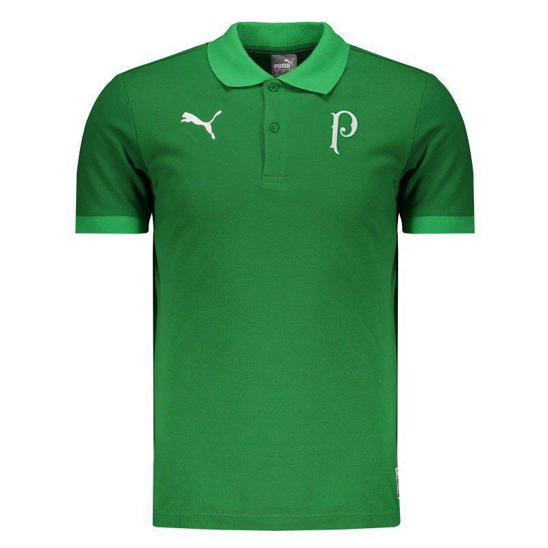 Camisa Polo Palmeiras Puma 2019