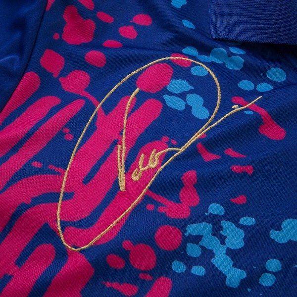 Camisa Retrô Comemorativa Goleiro Velloso 1994