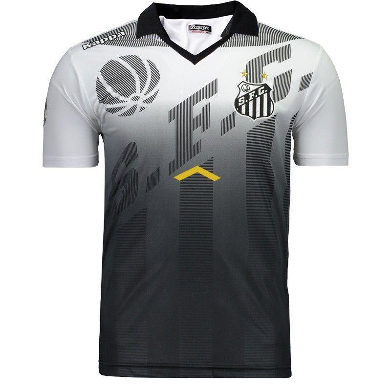 Camisa Pólo Santos Viagem Kappa 2017
