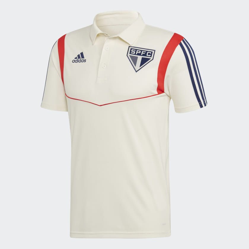 450cfba46b Camisa Polo São Paulo FC Viagem 2019/20