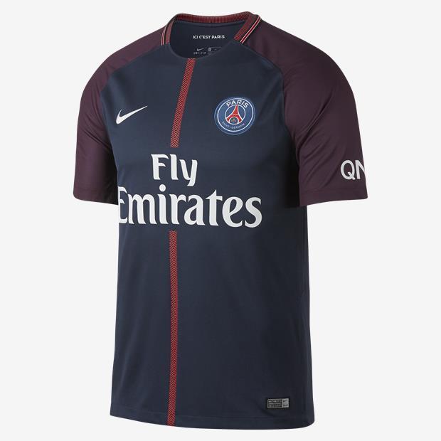 Camisa PSG I Home 2017/2018