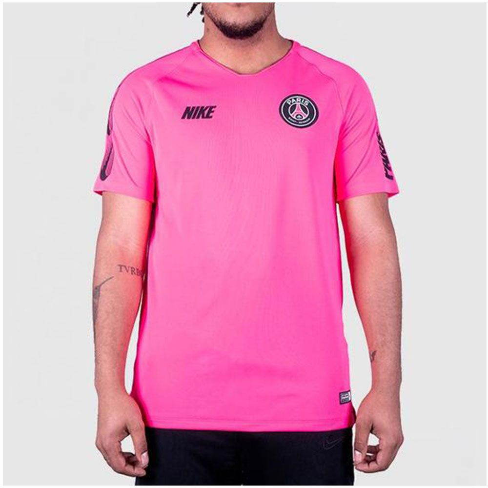 Camisa PSG Treino Nike Squad 2019