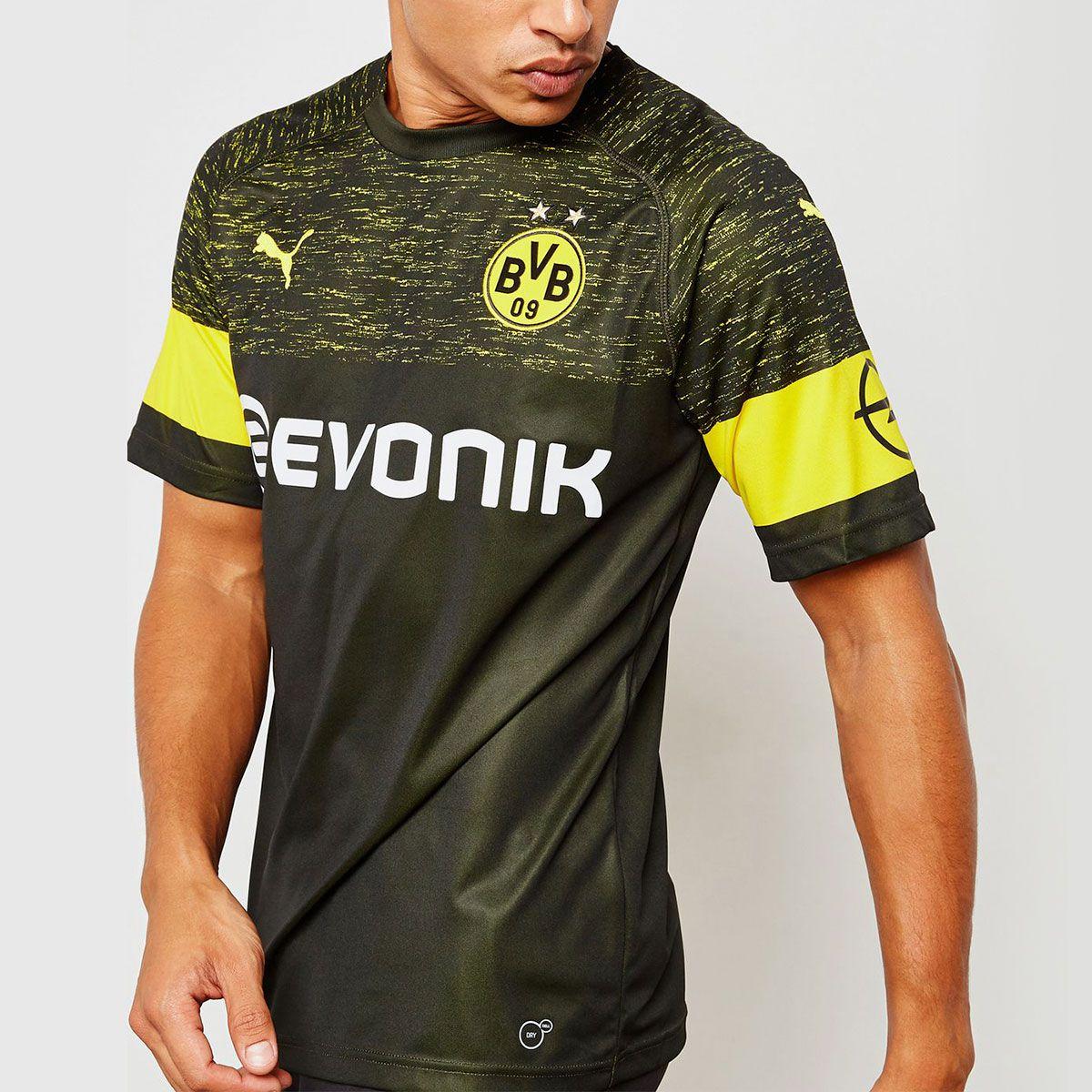 Camisa Borussia Dortmund Away Puma 2018 5c4c69244d49e