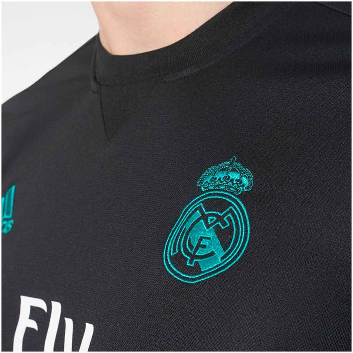Camisa Real Madrid Away Adidas 2017/18