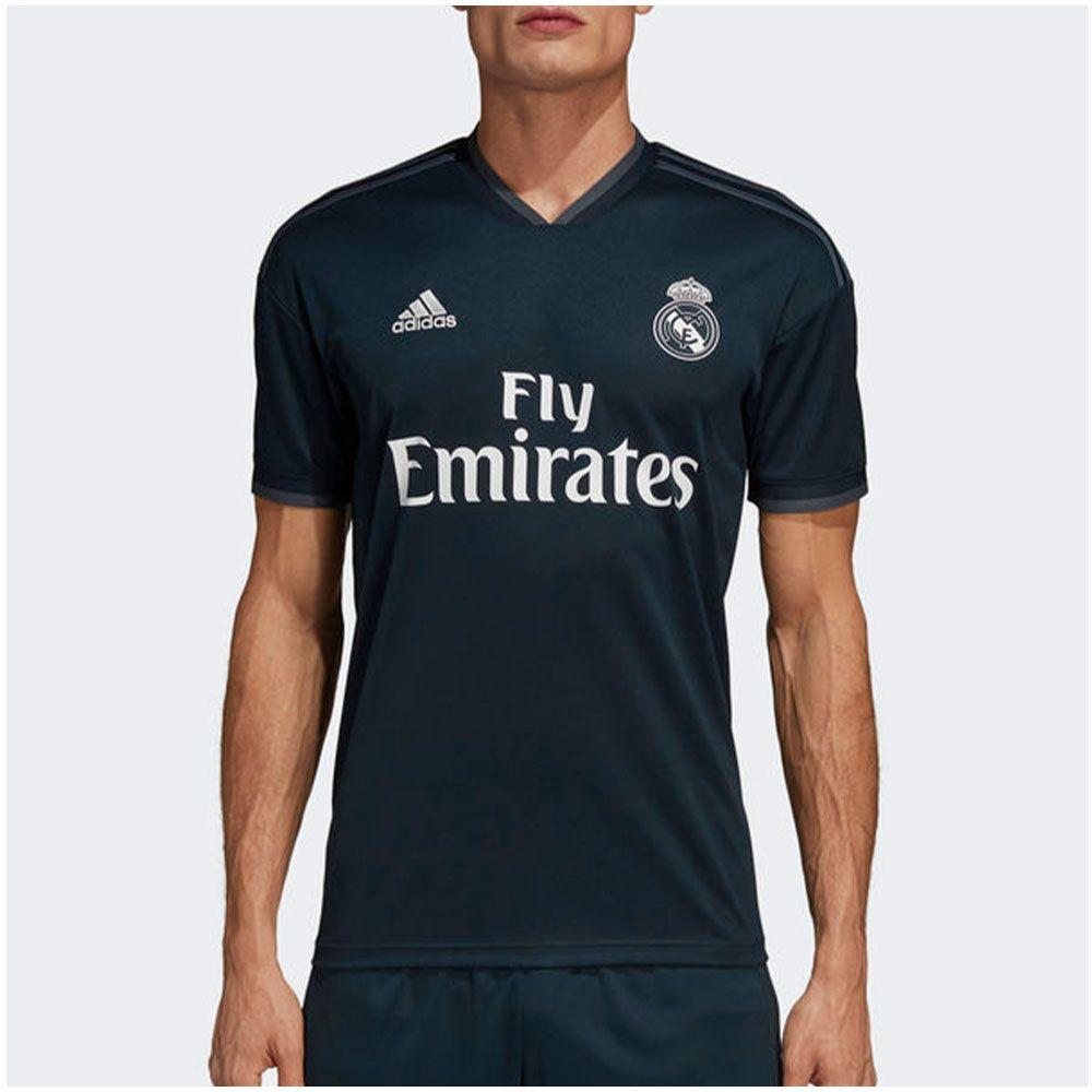 Camisa Real Madrid Away Adidas 2018