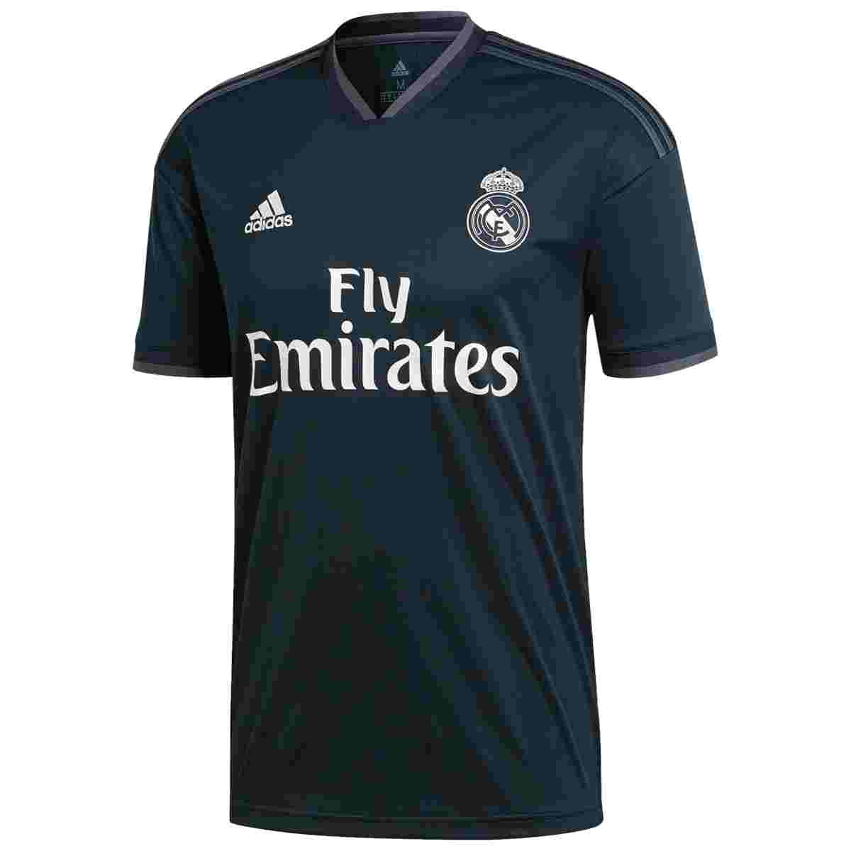 Camisa Real Madrid Away Adidas 2018