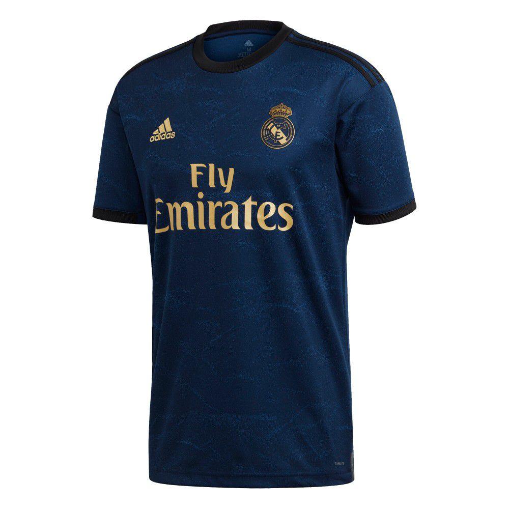 Camisa Real Madrid Away Adidas 2019-20