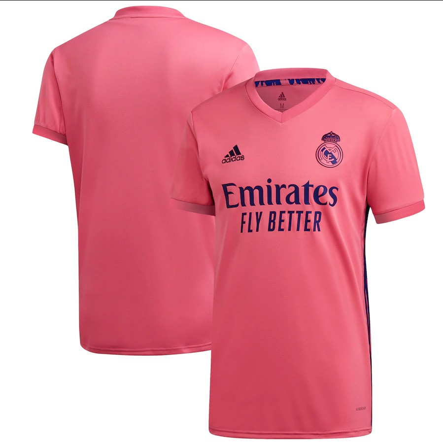 Camisa Real Madrid Away Adidas 2020-21
