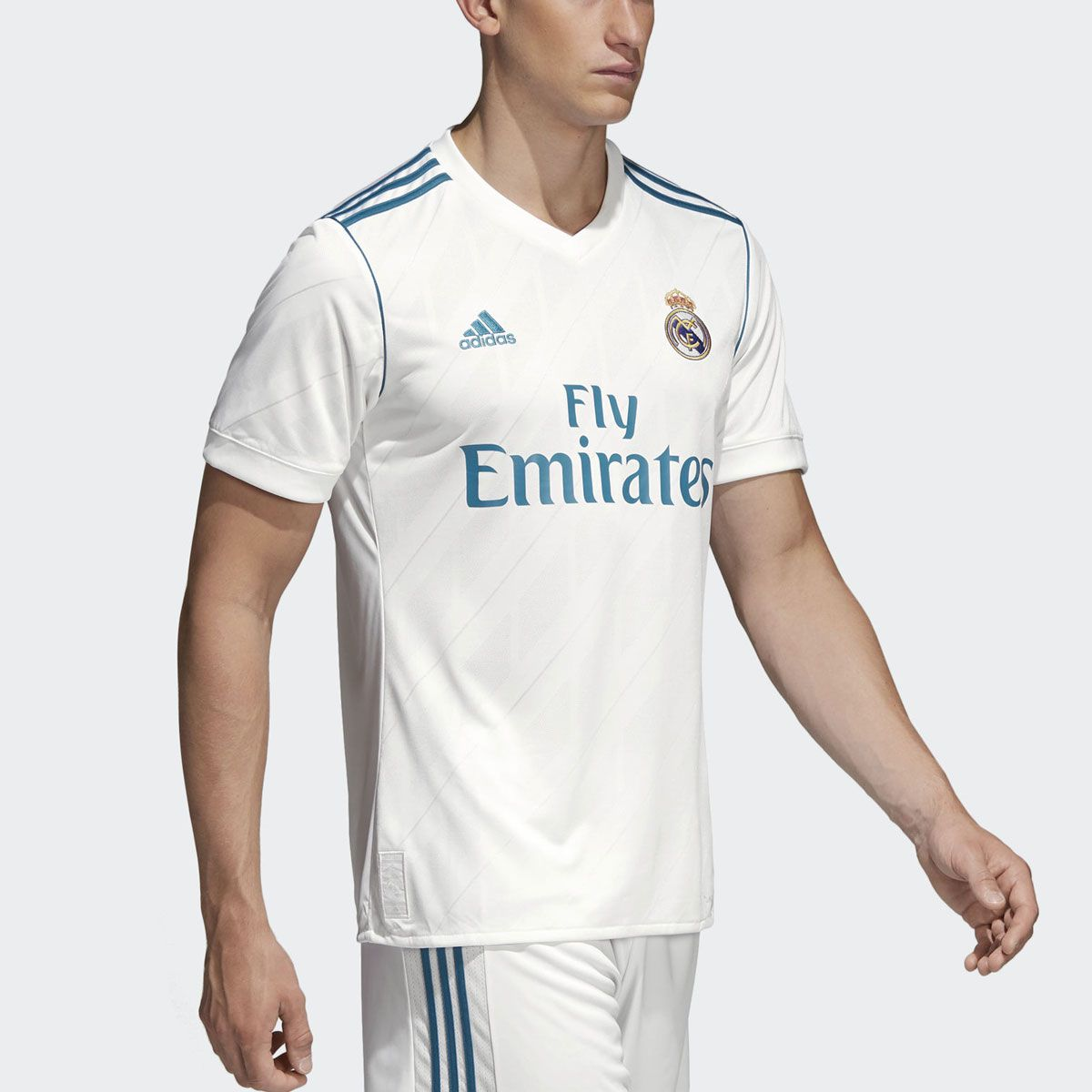 Camisa Real Madrid Home Adidas 2017