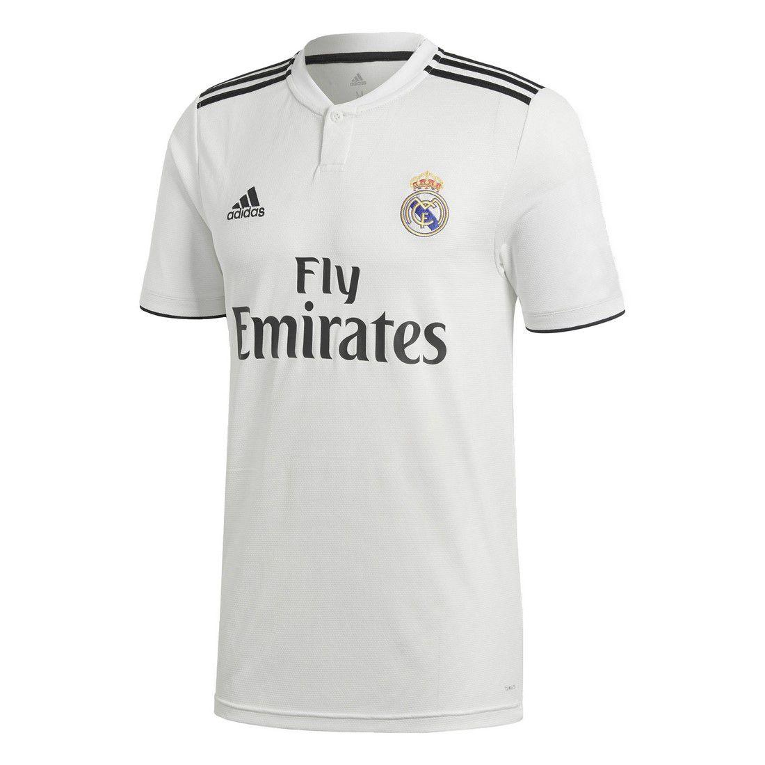 Camisa Real Madrid Home Adidas 2018