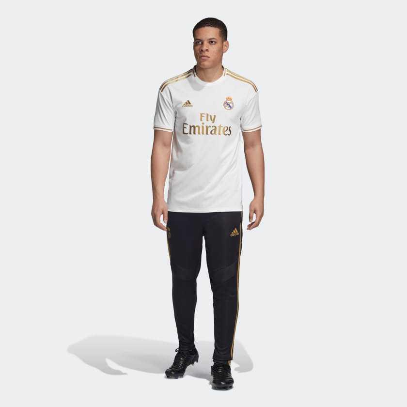 Camisa Real Madrid Home Adidas 2019-20