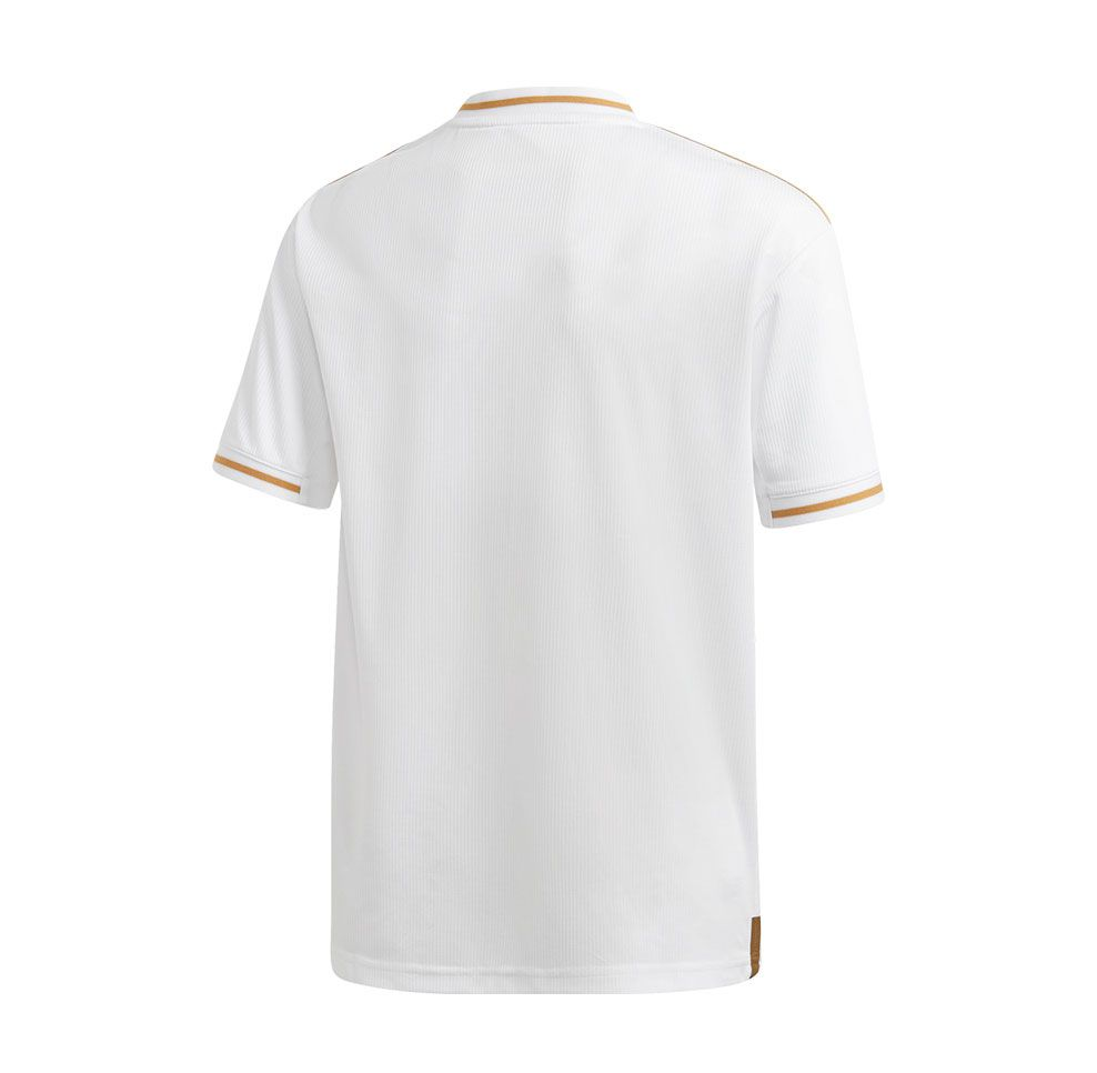 Camisa Real Madrid Home Adidas 2019-20 Infantil