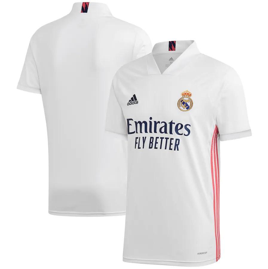 Camisa Real Madrid Home Adidas 2020-21