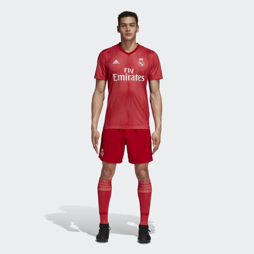 Camisa Real Madrid Third Adidas 2018/19