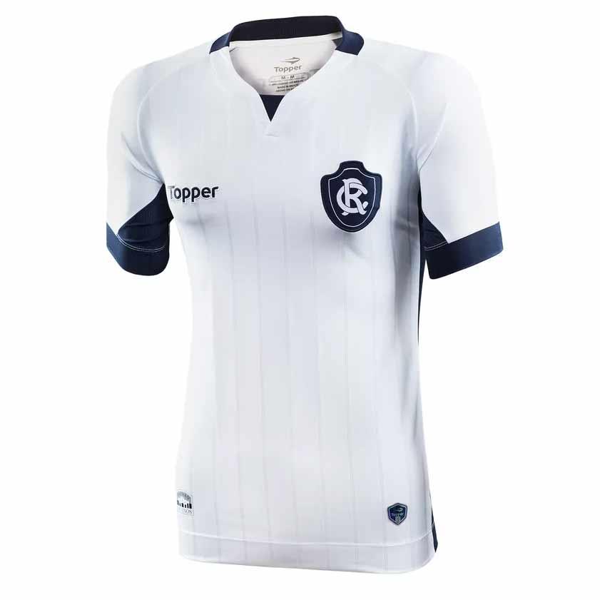 Camisa Remo Jogo II Oficial Topper 0bc843c7ac138