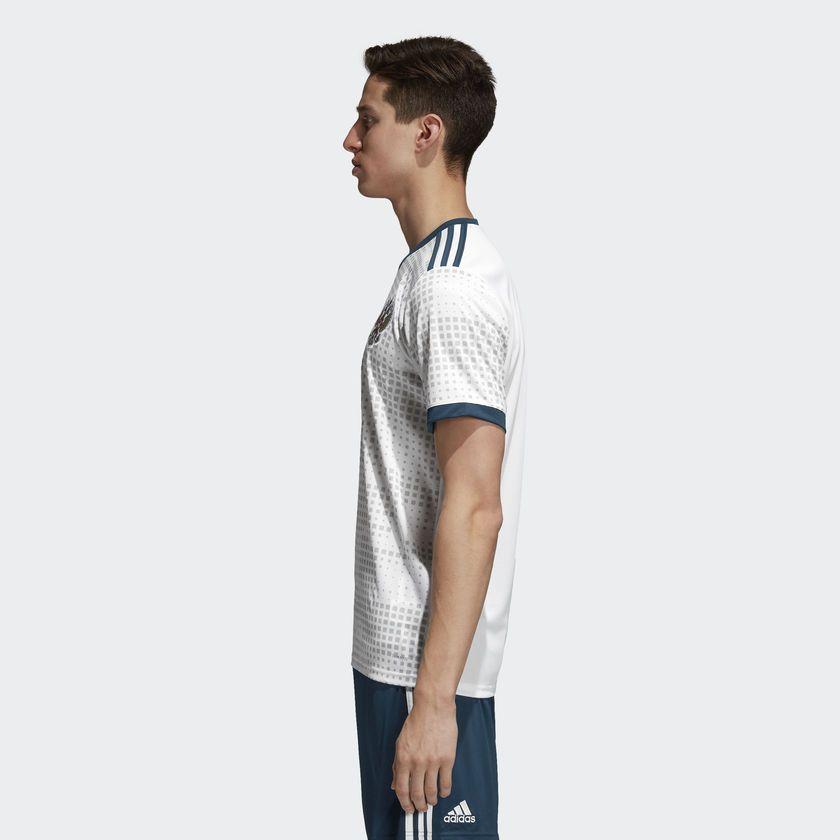 Camisa Rússia Away Adidas 2018