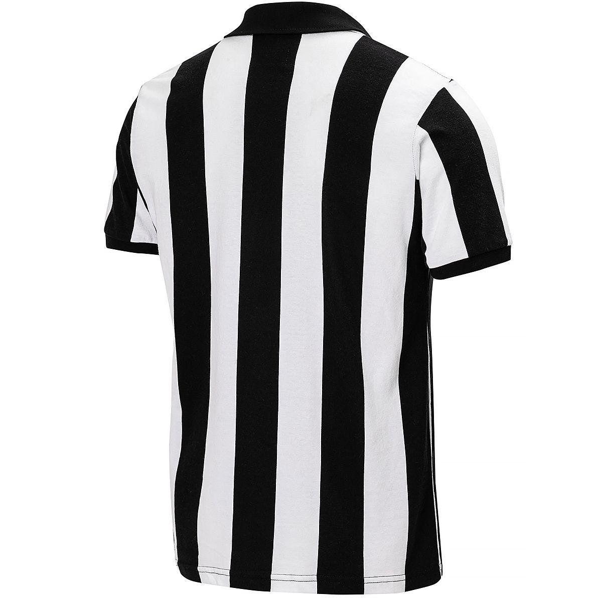 Camisa Santos Bimundial 1962-63 Retrômania Listrada