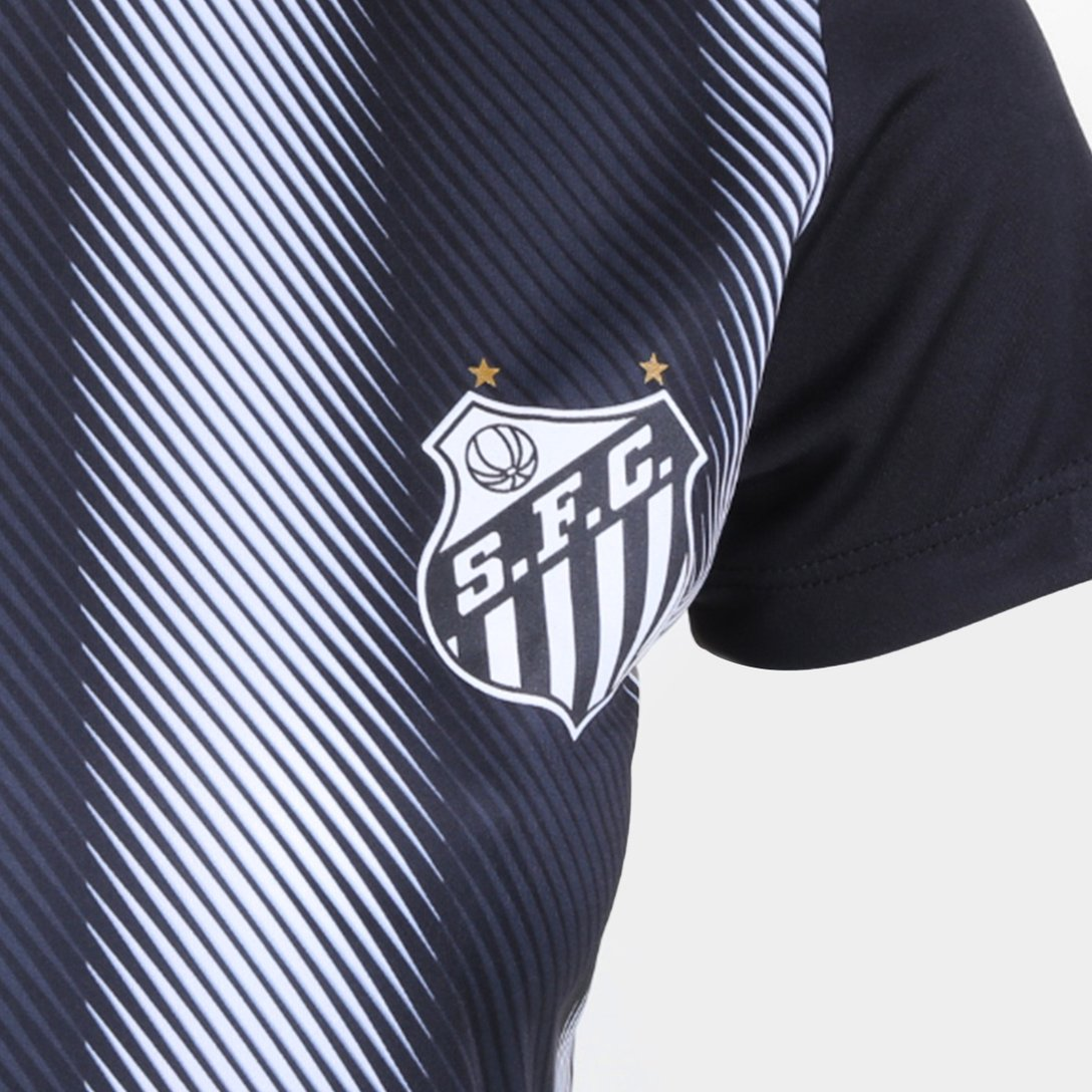 Camisa Santos Chance Feminina