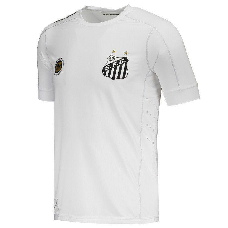 Camisa Santos I Kombat Kappa 2017