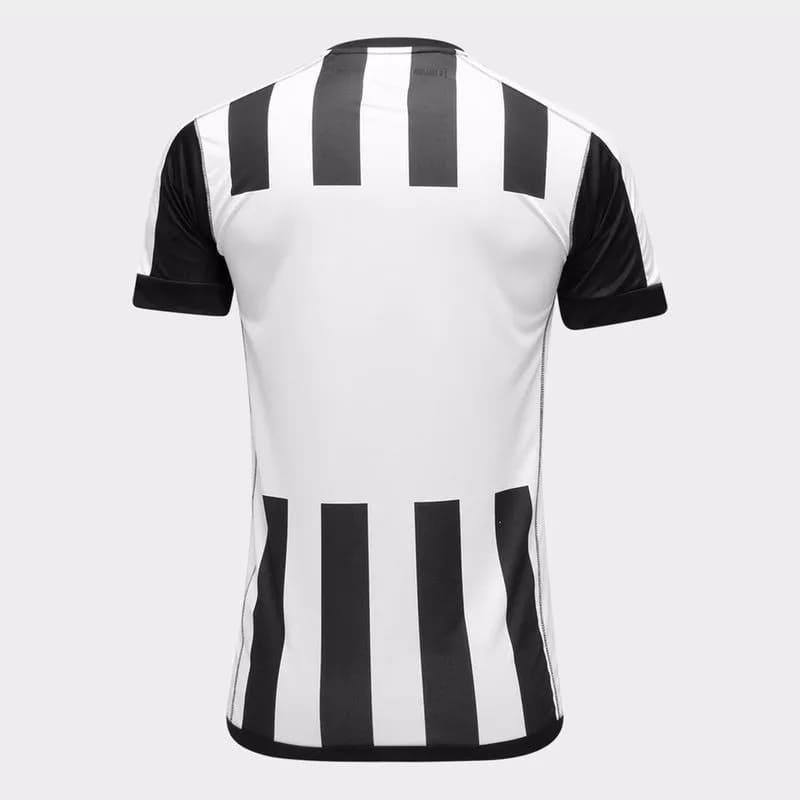 Camisa Santos II Kappa 2017 Sócio Rei