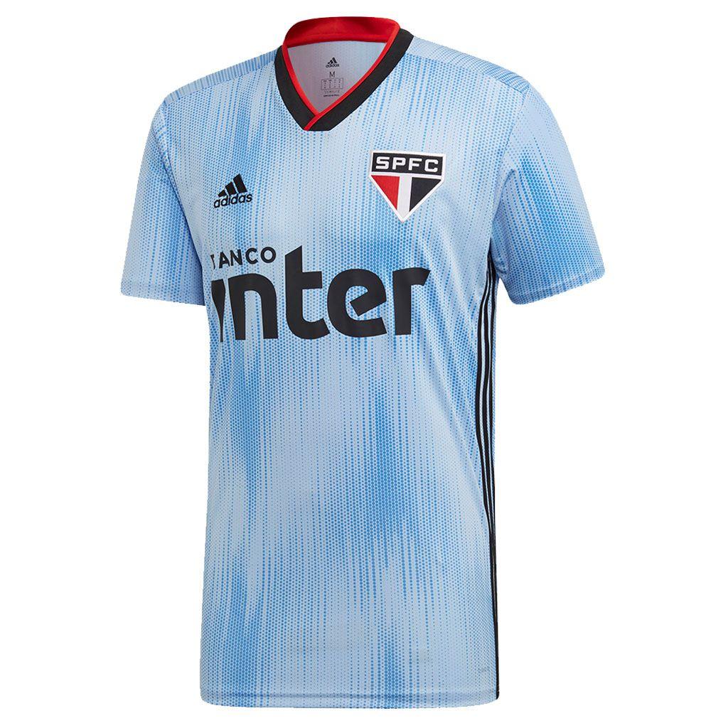 Camisa São Paulo III Adidas 2019-20