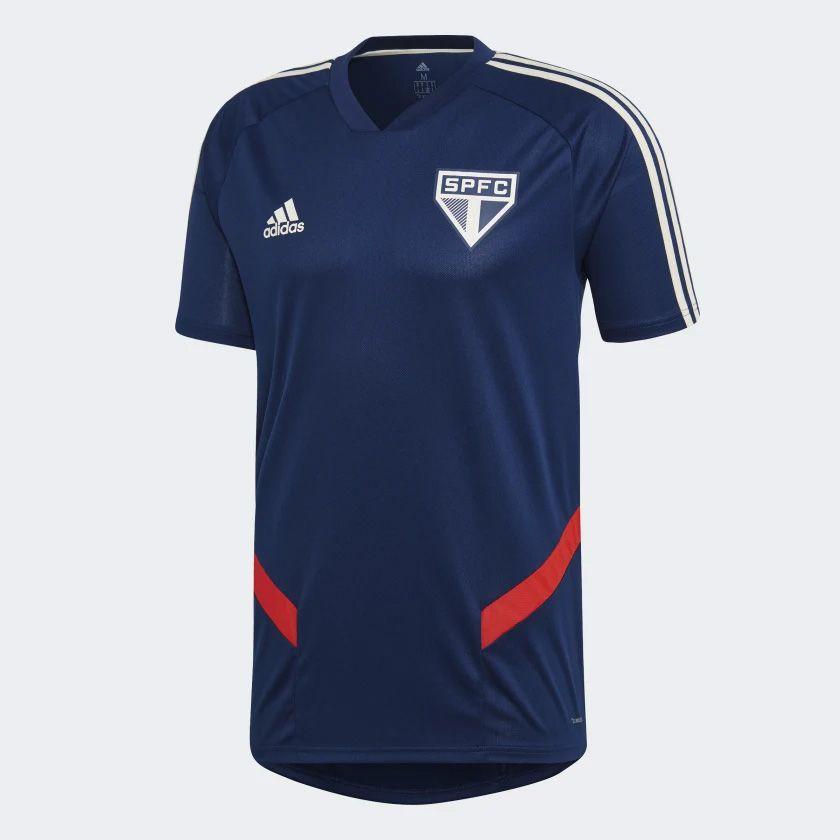 Camisa São Paulo Treino Adidas 2020