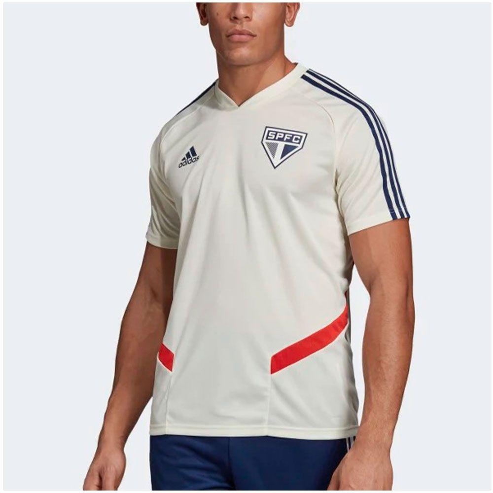 Camisa São Paulo Treino Adidas 2019-20