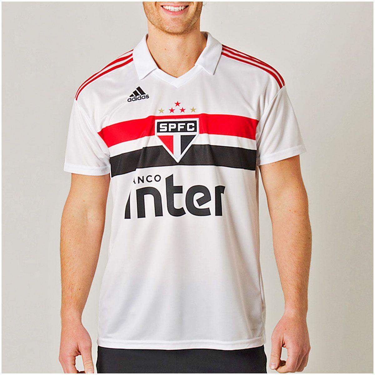 Camisa São Paulo I Adidas 2019