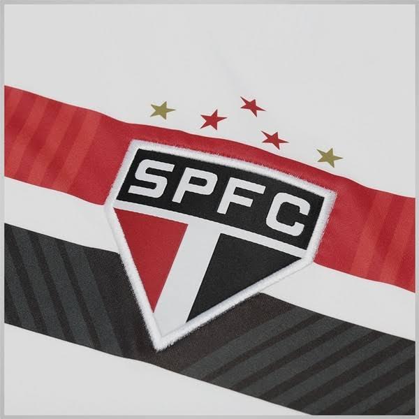 CAMISA SÃO PAULO I JOGO 2017/2018 UNDER ARMOUR