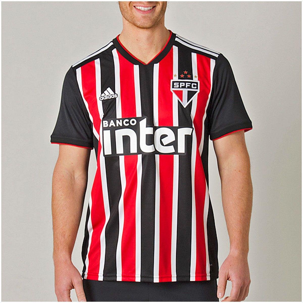 Camisa São Paulo II Adidas 2018-19