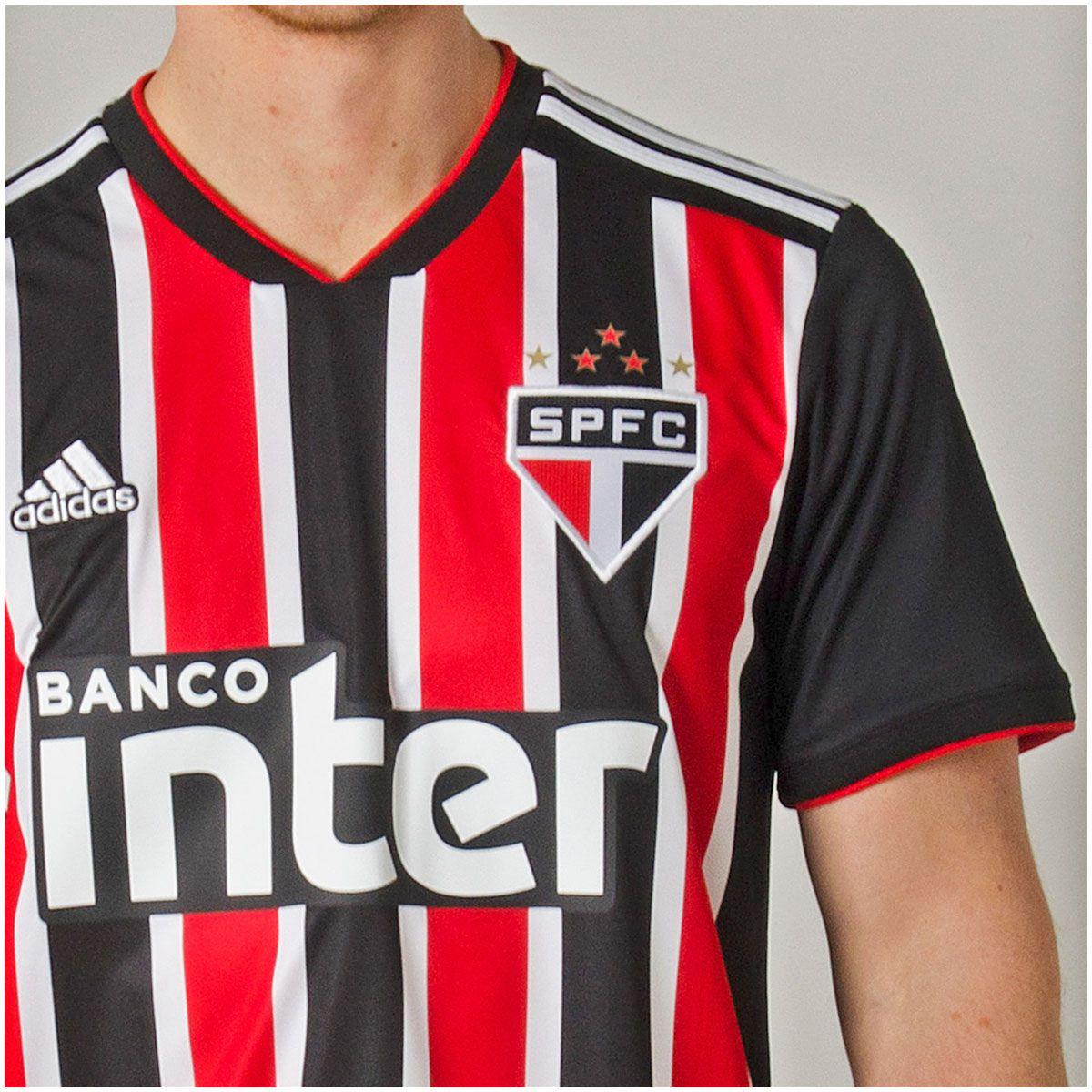 890a958dd4b Camisa São Paulo II Adidas 2018