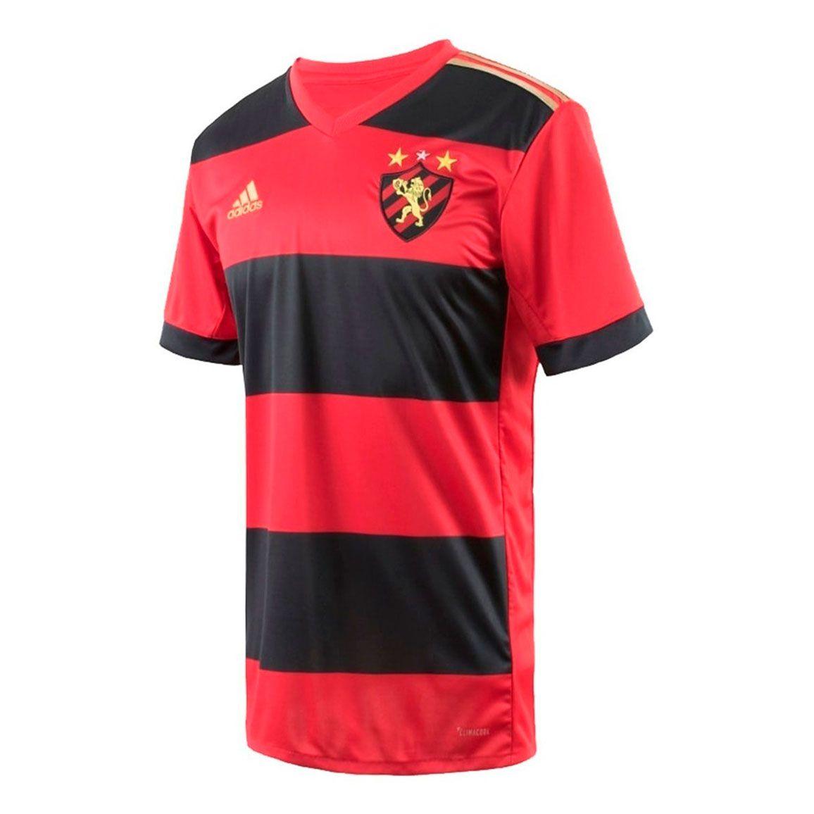 Camisa Sport Recife I Adidas 2017-18
