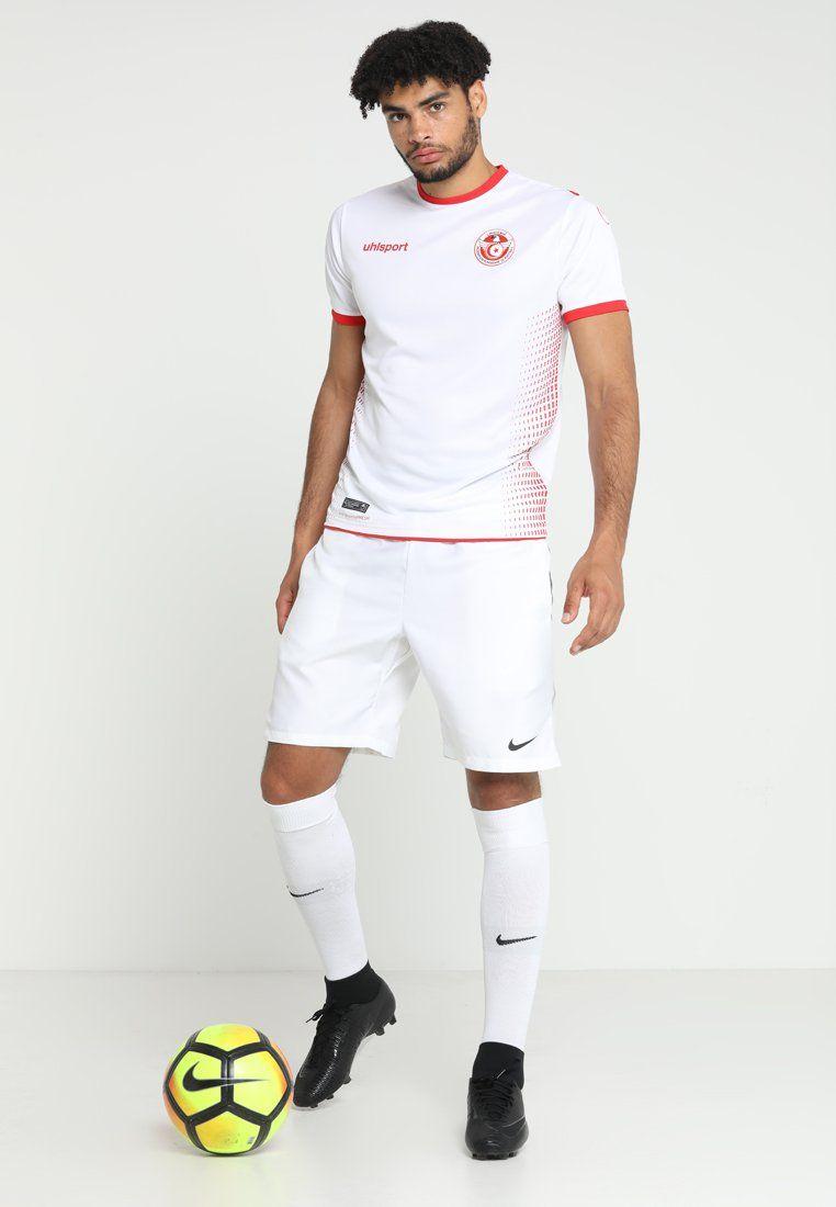 Camisa Tunísia Home Uhlsport 2018
