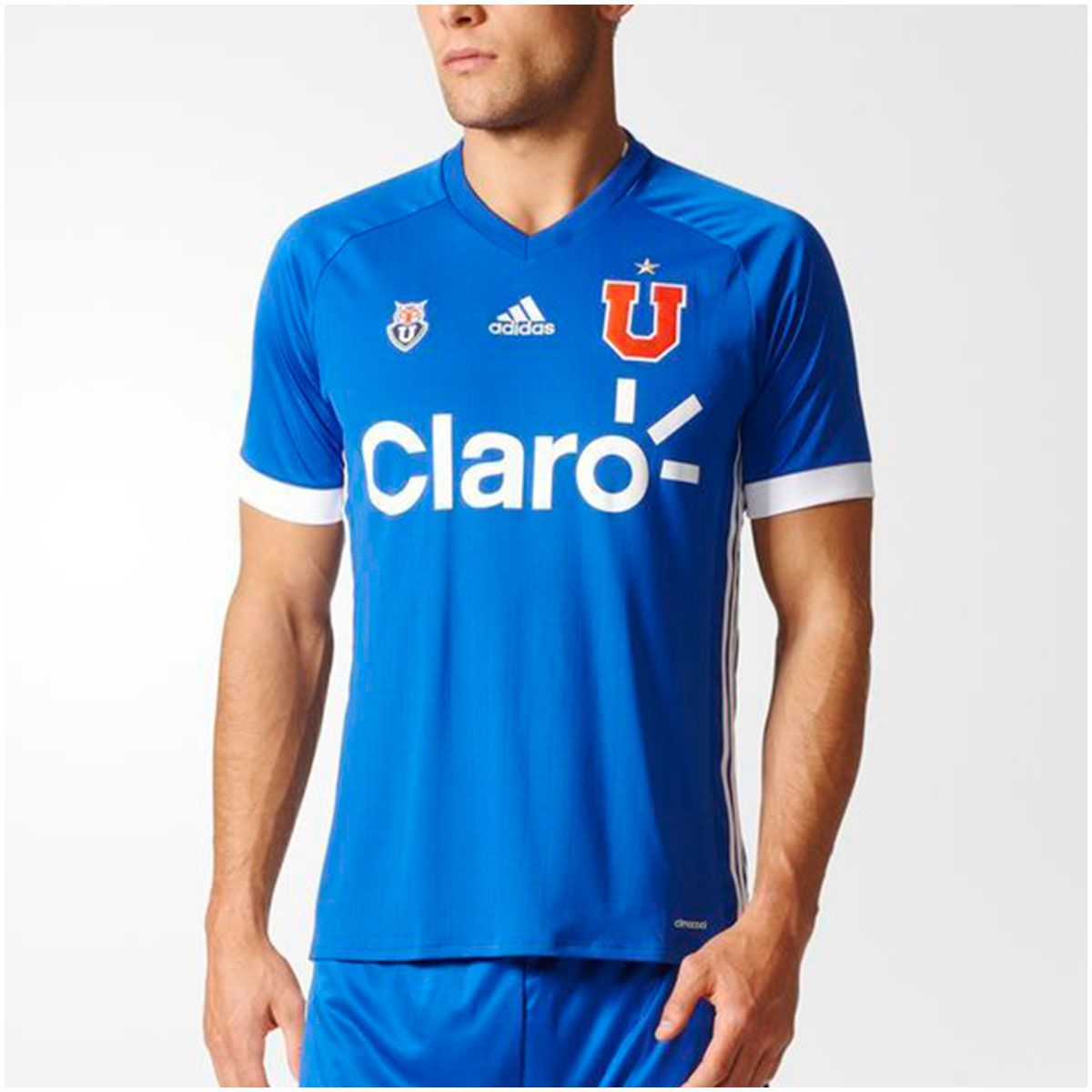 Camisa Universidad do Chile Home Adidas