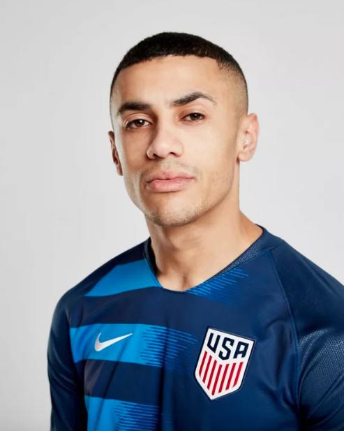Camisa USA OF.2 Away 2018/19