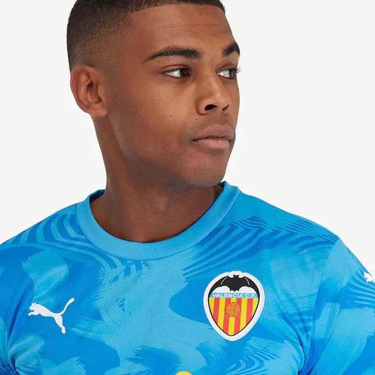 Camisa Valencia Third Puma 2019/20