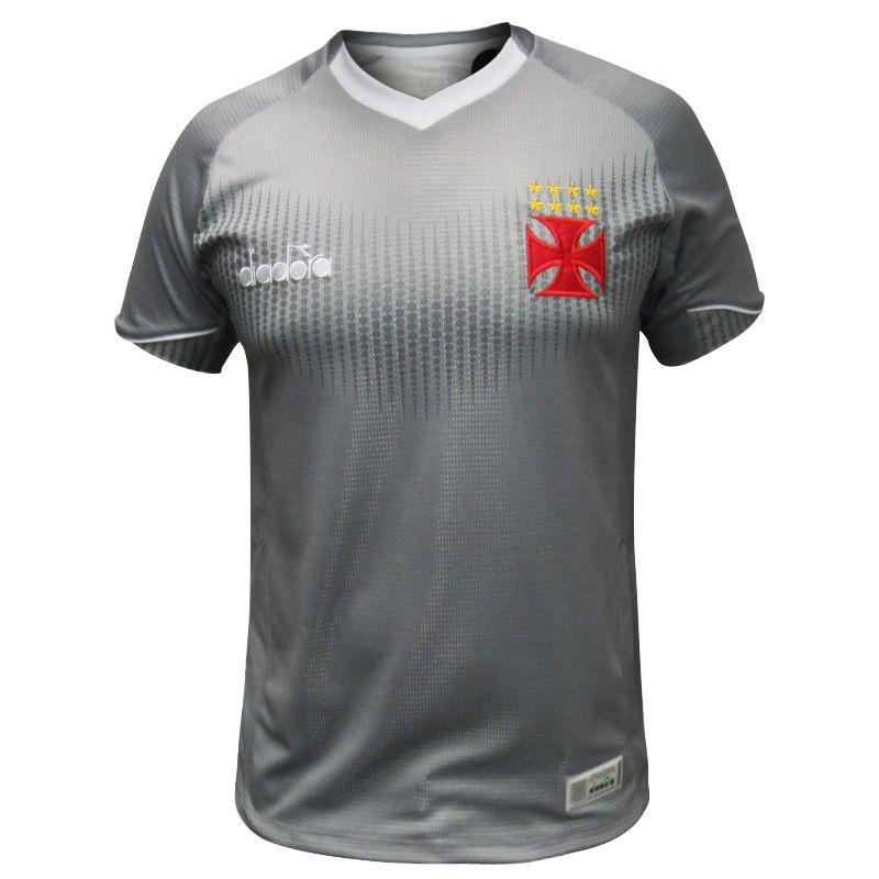Camisa Vasco Goleiro IV Diadora 2018