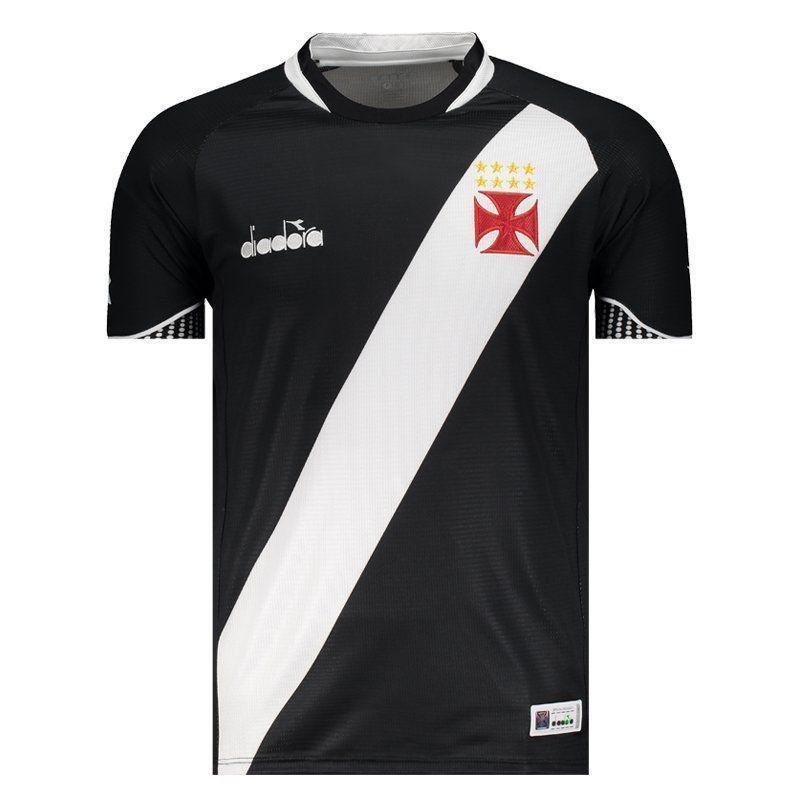 Camisa Vasco I Diadora 2018