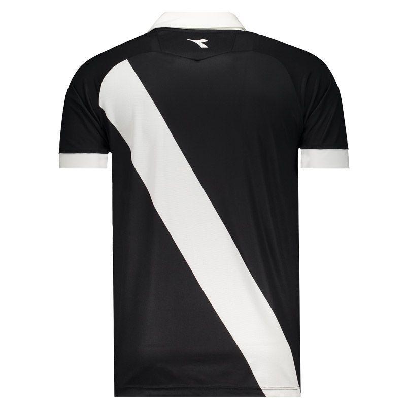 Camisa Vasco I Diadora 2019 - 2ª Qualidade