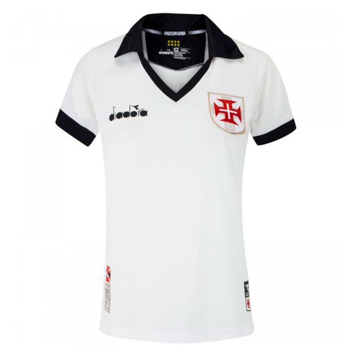 Camisa Vasco III Diadora 2019-20