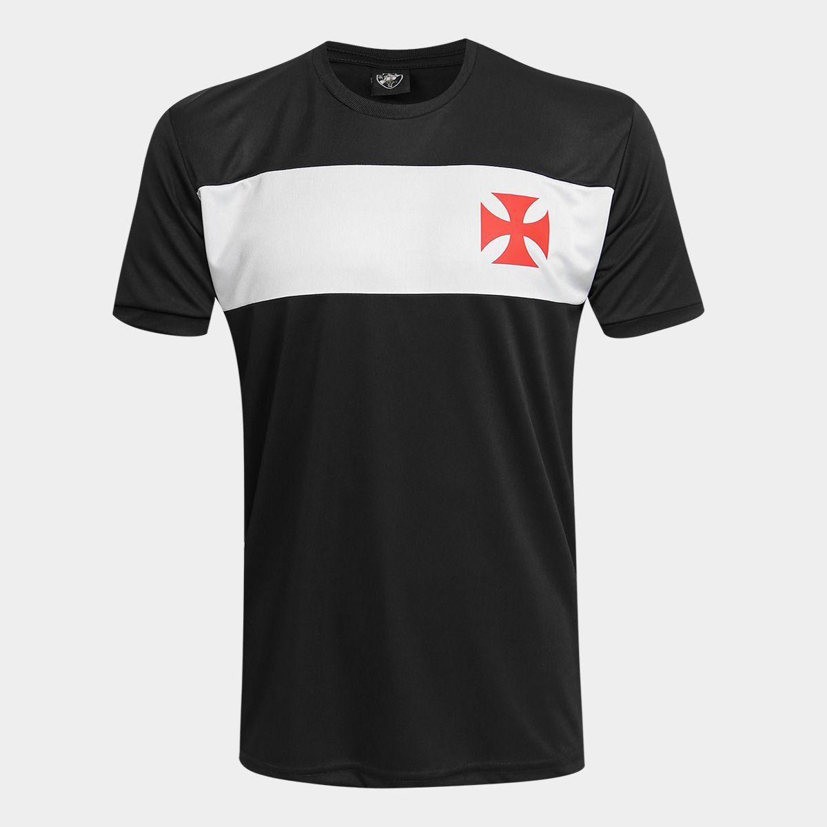 Camisa Vasco Recortes Classic Spr Sports
