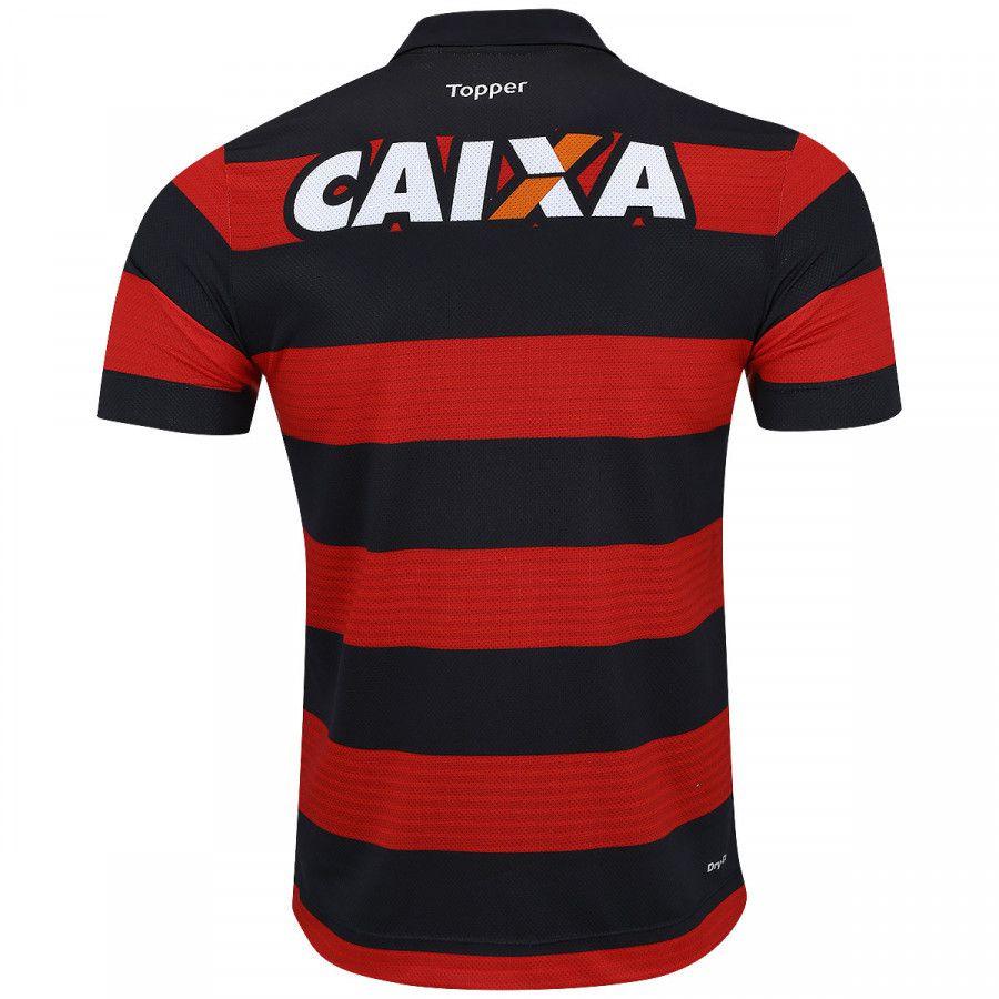 Camisa Vitória I Oficial 2017/2018 Masculina
